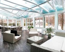 Interior Design: White Sunroom Decor Ideas - Sunroom Ideas