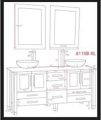 bathroom vanity backsplash height. bathroom counter height white glass double sink vanity inch backsplash