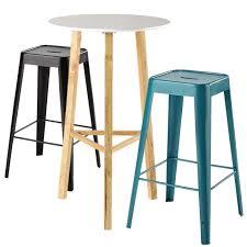 Table Et Chaise De Bar Pas Cher Maison Design