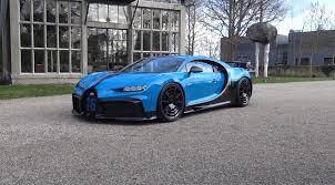 Bugatti will build just 60 chiron pur sport versions. Bugatti Chiron Pur Sport Unveiled As A 3 4 Million Hypercar