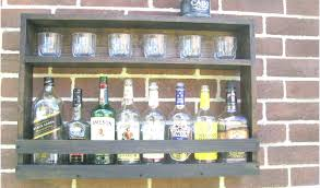 wall liquor cabinet hanging liquor cabinet wall mounted modern plans wall liquor cabinet