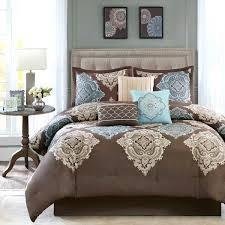 madison park monroe brown bedding by madison park bedding bed sets comforters duvets blue brown duvet covers blue and brown duvet covers brown and blue