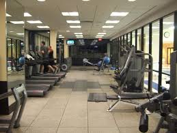 ottawa marriott hotel gym 1