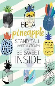 Be A Pineapple Inspirational Quotes Journal Notebook Dot Grid Composition Book Diary 110 Pages 55x85 Pocket Size Inspirational Quotes Journal
