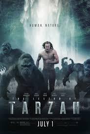 The Legend of Tarzan (aka Tarzan) Movie Poster (#5 of 7 ...