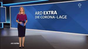 Obwohl ard tv ein nachrichtensender ist, behauptet es mit seinen umfragen seinen platz auf der weltagenda. Ard Extra Die Corona Lage 22 4 2020 Youtube