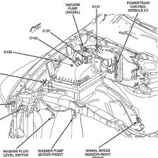 Diagram 2001 dodge ram parts diagram where is the engine control module in a 5