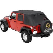 bestop 56805 35 trp for 07 18 jeep wrangler unlimited jk 4 door quadratec