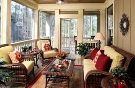screened porch furniture. Small Screen Porch Decorating Ideas | Screened Furniture With Simplicity . E