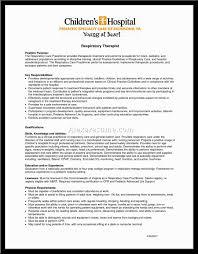Resume Respiratory Resume