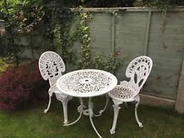 white iron garden furniture. Wrought Iron Garden Furniture White I