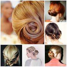 Different Bun Hairstyles Bun Hairstyles Special For Women Formal And Non Formal Looks