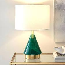 teal glass table lamp turquoise table lamps glass table lamp small green turquoise table lamp base
