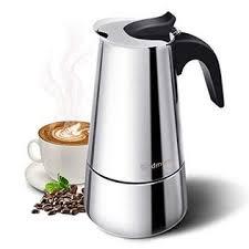 I just bought a standard bialetti stove top coffee post. Osxuefuw Godmorngjdklaks177 Godmorn Stovetop Espresso Maker Moka Pot Percolator Italian Coffee Maker 300ml 10oz 6 Cup Espresso Cup 50ml Classic Cafe