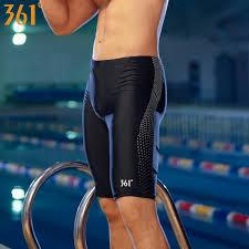 <b>361 Men Swimwear Chlorine</b> Resistant Swim Trunks for Men Plus ...