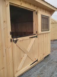 wooden dutch door construction