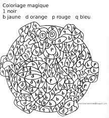 Maternelle Coloriage Magique Maternelle Un Canard Avec Des Fleurs