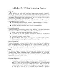 Sample Report Format Template