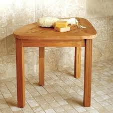 modern shower stools uk stool teak improvements for corner bench design 9