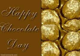 Image result for Happy Chocolate day Shayari di