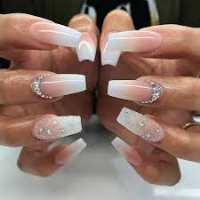 custom nail ombre full set 65 up ombre back fill 45 up almond coffin and sti regular set 45 up almond coffin or sti regular fill
