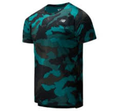 Men's <b>Printed Accelerate Short Sleeve</b>