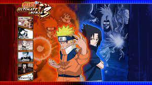 Naruto Ultimate Ninja 3 Image - ID: 69048 - Image Abyss