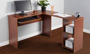 corner keyboard tray l shaped computer