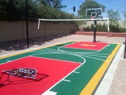 home basketball court design. Remarkable Small Backyard Basketball Court Dimensions Pics Decoration Inspiration Home Design
