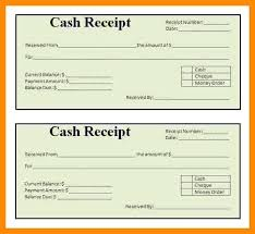 Cheque Payment Receipt Format In Word Magnificent Payment Voucher Template Word Cash Receipt Format In