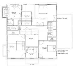 1600 sq ft 40 x 40 house floor plan - Google Search | Barn Homes in ...