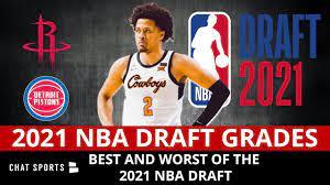 2021 NBA Draft Grades For All 30 Teams ...