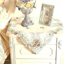 side tables round bedside table cloths marvelous cloth covers square vintage and si
