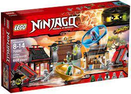 LEGO Ninjago Airjitzu Battle Grounds 666 - Bausatz - Bausatz (8 1356666  135614): Amazon.de: Spielzeug