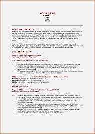 cv pharmacy pharmacy cv examples pharmacy student cv example resume template