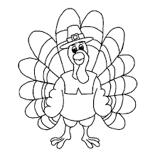 Turkey Coloring Pages Printable Free Coloring Pages