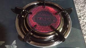 Bếp gas hồng ngoại Taka HG6 | Bếp gas dương hồng ngoại Taka - Review -  YouTube