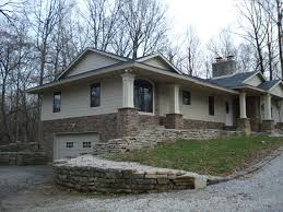 Ranch Home Exterior Remodel Ideas Remodeled Houses Renovations - Exterior remodeling