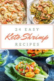 24 Easy Keto Shrimp Recipes You Can ...