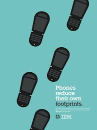 Ibm Smart Planet Posters Are Designed By Noma Bar He Is Also An