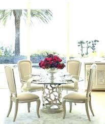 glass top dining table round round glass top dining set after eight pearl round shaped glass