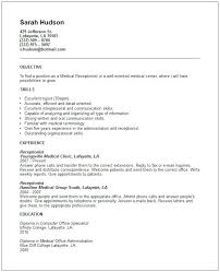 Sample Of Career Objectives In Resume Nmdnconference Com Example