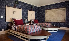 Nautical Bedroom Tranquil Nautical Themed Bedroom Ahigonet Home Inspiration