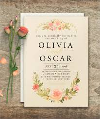 25 elegant wedding invitations free psd, vector ai, ep free Wedding Cards Psd Free floral elegant wedding invitation template wedding cards psd free download