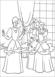 Kleurplaat Assepoester Assepoester Coloring Pages And Craft