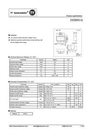 We did not find results for: D965 R Datasheet Transistor Equivalent Pinout And Inverter Circuit For D965 R Smd Transistordata