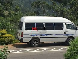 Toyota Hiace 3L Engine 14 Seats Passenger for Sale| HitAd.lk |Best ...