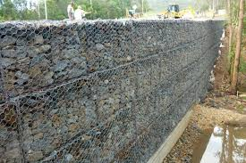 Small Picture Upper Coomera Gabion Retaining Wall Project Concrib Brisbane