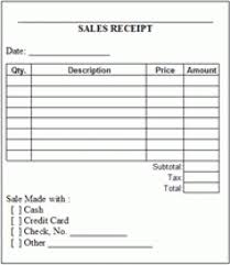 Printable Receipt Example Download Them Or Print