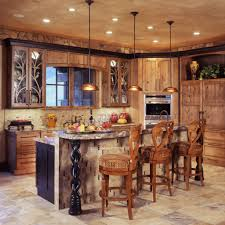Rustic Kitchen Cabinets 18 Rustic Kitchen Cabinets That Will Make The Perfect Country